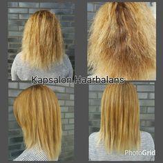 Keratine straightening Alfaparf