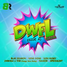 DWFL Riddim (Side A) is a brand new dancehall juggling from Bassick Records (Kingston, Jamaica) which features Blak Diamon, Ding Dong, Don H...