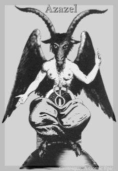 The Goat Demon Azazel is mentioned by name in the Book of Enoch