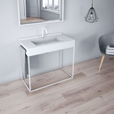 KUBE Countertop by Nuovvo | #minimal #bathroom #design #ideas Minimal Bathroom, Slate, Countertops, Minimalism, Design Ideas, Shower, Table, Furniture, Home Decor