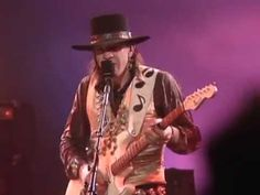 Stevie Ray Vaughan - Cold Shot Recorded Live: 9/21/1985 - Capitol Theatre - Passaic, NJ More Stevie Ray Vaughan at Music Vault: http://www.musicvault.com Sub...