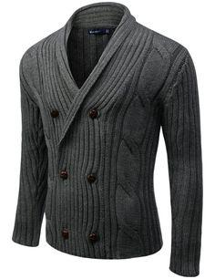 #mensfashion, #style, #menswear #menssweater DOUBLJU