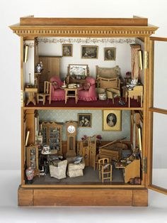 Queen Mary's Rooms | Allan, David | V&A Search the Collections