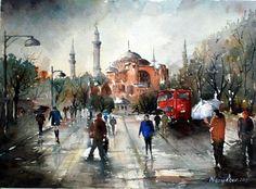 Istanbul - by Nazan Özer