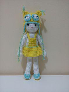amigurumi, örgübebek, pattern, doll, toys, el yapımı, handmade, chrochet