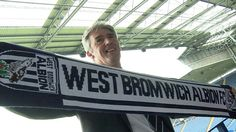 Alan Irvine, West Bromwich Albion manager