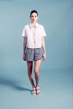 Rachel Antonoff Spring 2015 Ready-to-Wear - Collection - Gallery - Style.com  http://www.style.com/slideshows/fashion-shows/spring-2015-ready-to-wear/rachel-antonoff/collection/4