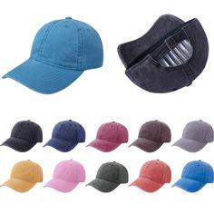 e5ae49d2513 Men Women Plain Cap Cotton Adjustable Baseball Caps Outdoor Sport Sun Blank  Hat  fashion