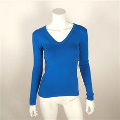 525 America - V-Neck Sweater $58