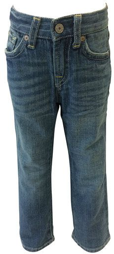 Great basic any boy needs,  7 for all Mankind makes a great pair of jeans that even come in baby sizes.  Pair with a onesie or one of our many casual tees for a great casual outfit