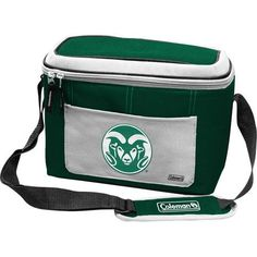 Colorado State Rams NCAA 12 Can Soft Sided Cooler
