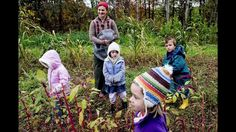 Waldorf in the Woods by Soul of Athens. Cyrina Thompson hosts a Waldorf-inspired kindergarten out of her straw bale home in Millfield, Ohio, with hopes of raising children with a more well-rounded childhood experience.