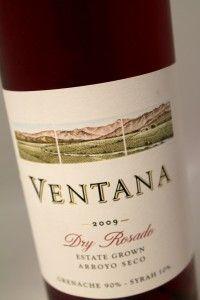 Ventana 2009 Dry Rosado