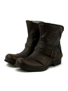Bunker Grasso Moro Barber Boots, £35.00