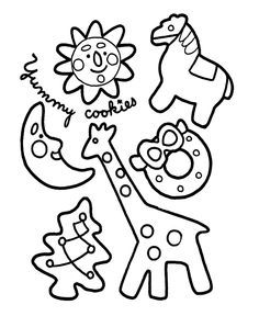 Pre K Christmas Coloring Pages Christmas Wreath ...