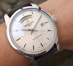 Breitling Transocean Day Date A4531012 G751-152S Luxusné Hodinky 0d8ee5babfb