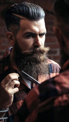 Long and Full Beard Styles | SEXY-SEXY!!
