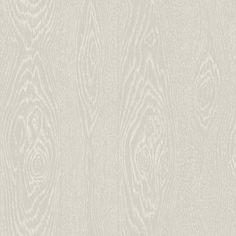 Behang Cole and Son Wood Grain - Curio Collectie  Het behang Cole and Son Wood Grain Woodgrain, in het Nederlands 'houtnerf ' is een oude favoriet die opnieuw een plekje in de schijnwerpe...