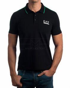 Polos Armani EA7 - Negro