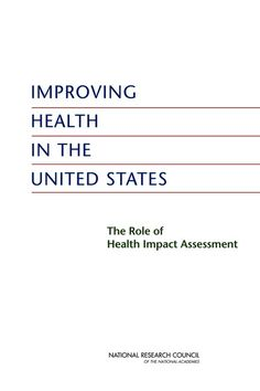 Factoring health and related costs into decision making is essential to confronting the nation's health problems and enhancing public well-being. Some policies and programs historically not recognized as relating to health are believed or known to have important health consequences.