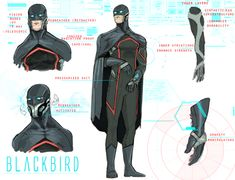 Blackbird for Void by JohnOsborne on DeviantArt