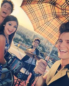 Karol & lio & Michael #Rollerband
