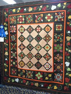 A Quilt and A Prayer: Promised Quilt Show Photos!