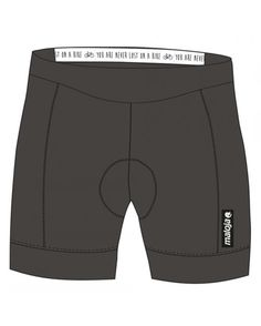 4d63e235 Add some comfort to your rides with the Maloja JaniceM Womens Chamois  Cycling Underpants. Made
