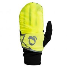 Pearl Izumi Shine Wind Mitt- $35 Convertible glove/mitten with electroconductive fingers.    Lightweight- mittens serve as extra wind protection.  Seems thin overall though.  Not sure if enough protection.