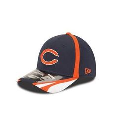 Chicago  Bears 2014 New Era 39Thirty Training Team Hat. Click to order!  Bears d050cb0e2