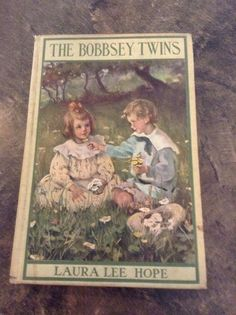 The Bobbsey Twins By Laura Lee Hope, 1904