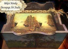 Decoupage Art StudioDecoupage Art Studio | Békési Mónika világa