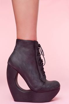 The Roxie Platform by Jeffrey Campbell.