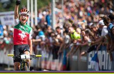 Schurter y Langvad son los nuevos Campeones del Mundo de XC 2016 Mountain Bike Action, Mountain Biking, Punk, Style, Fashion, Biking, Cute, Swag, Moda
