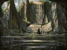 Word Wall - Characters & Art - The Elder Scrolls V: Skyrim
