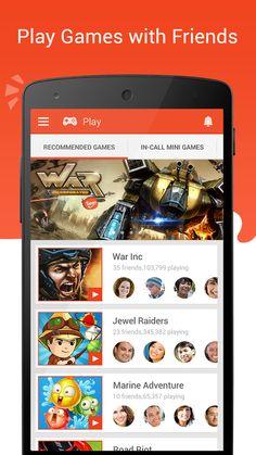 Tango Video Call & Free Text - screenshot