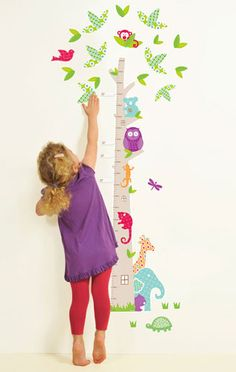 Wall Decals for Kids gift - Babyology Christmas Gift Guide – three to four years - tree wall decal