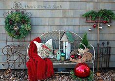 A Christmas Garden