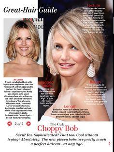 Choppy Bob