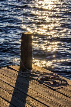 twinkling on the lake Living Lakeside Living, Beyond The Sea, Lake Water, Just Dream, Am Meer, Lake Life, Pond, Summertime, Coastal