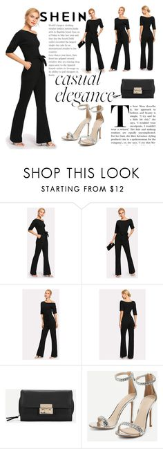 """""""SHEIN: casual elegance"""" by armina-saric ❤ liked on Polyvore"""