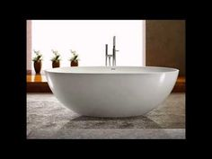 Ovales Design im Badezimmer von Bädermax. www.baedermax.de