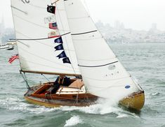 Suitability of a Caledonia Yawl for San Fransisco Bay