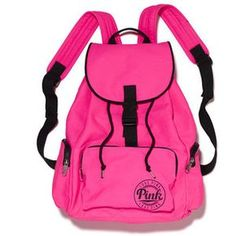 Victoria's Secret Pink Backpack School Gym Travel Bag Tote Atomic Hot Pink if(typeof P !== 'undefined' && typeof P.== 'undefined') { P.when('product-description-fix'). Victoria Secret Backpack, Victoria Secret Bags, Victoria Secrets, Handbags For School, Tote Backpack, Backpack Handbags, Backpack Pattern, Rucksack Bag, Pink Tote Bags