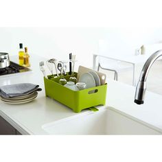 Aqua Sink Drainer Basket Is For In Sink Use Or Out On The Counter. Submerge
