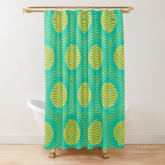 Teal Background, Background Patterns, Pretty Birds, Circles, Pattern Design, Curtains, Shower, Art Prints, Orange
