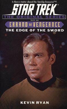 The Edge of the Sword: Errand of Vengeance Book One (Star Trek: Errand of Vengeance) @ niftywarehouse.com #NiftyWarehouse #StarTrek #Trekkie #Geek #Nerd #Products