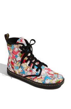 Dr. Martens Hello Kitty® Boot (Limited Edition) | Nordstrom