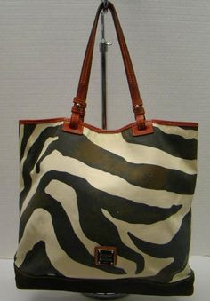 33dfb3c24cfc DOONEY   BOURKE CANVAS ZEBRA PRINT RED BLACK SHOULDER HANDBAG LEATHER SUEDE  BAG  DooneyBourke  TotesShoppers