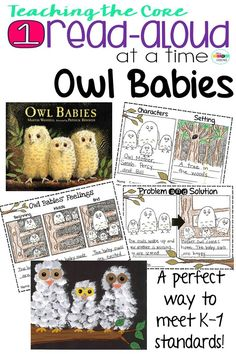 Owl Babies is a perf